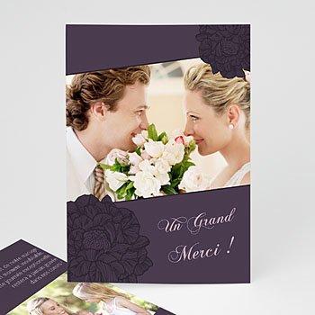 Remerciements Mariage Personnalisés - Femme - 3