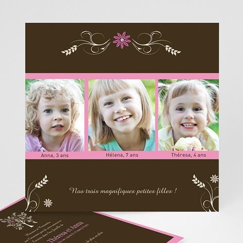 Faire-part Adoption Garçon - Emotions de l'adoption  1114