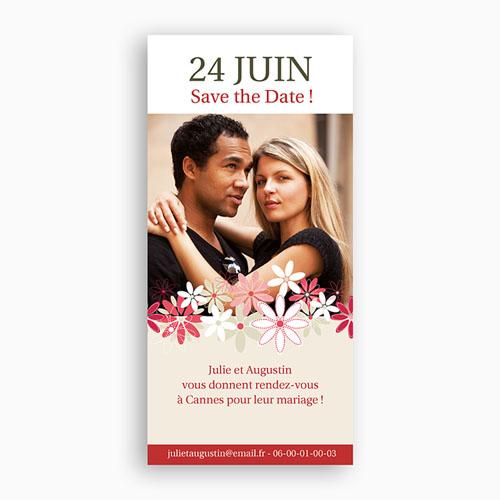 Save-The-Date - Duo de Fleurs des Champs 13137