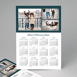 Calendrier Monopage - Famille au complet - 2