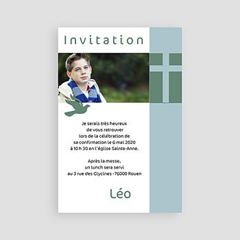 Invitation Confirmation  - Date sacrée - 3