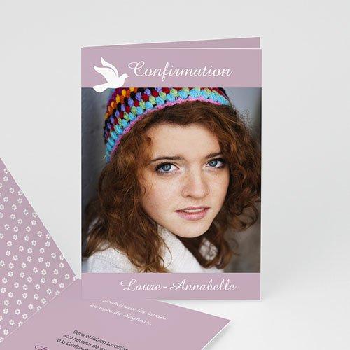 Invitation Confirmation  - Sobriété Parme 14656