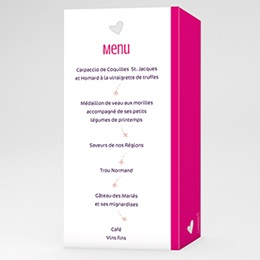Menus Mariage Personnaliss - Tag Cloud - 3