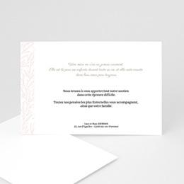 Remerciements Décès Universel - Rosalia - 2 - 1