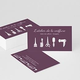 Carte de Visite - Coiffeur