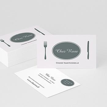 Carte de Visite - Cuisine Traditionnelle - 1