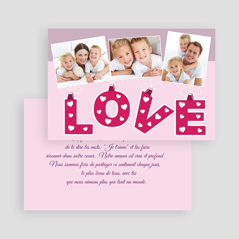 Cartes saint valentin coeur d 39 amour - Ceour d amour ...
