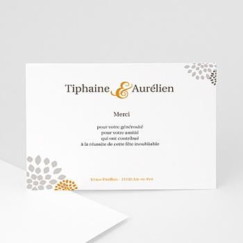 Remerciements Mariage Personnalisés - Campagne Provençale - 3