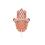 Faire Part Oriental - Fatma - Henné 21638 thumb