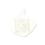 Faire Part Oriental - Cherifa Gris 21679 thumb