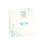 Faire Part Oriental - BASMA - Turquoise 21698 thumb