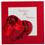 Faire-Part Mariage Traditionnel - Coeurs enlacés 22273 thumb