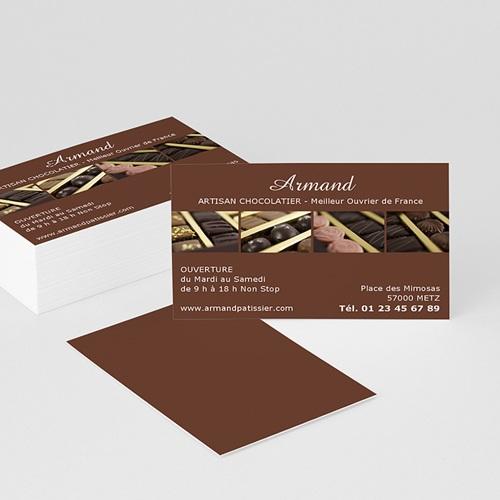 Carte de Visite - Patissier Chocolatier 226
