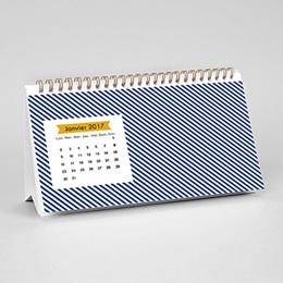 Calendrier de Bureau - Souvenirs Marins - 1