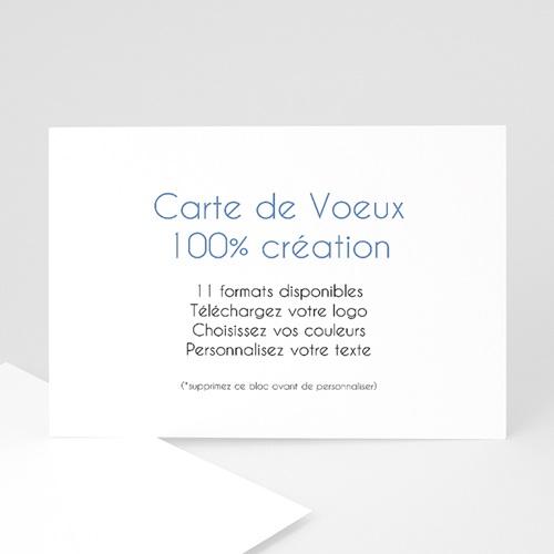 Cartes de Voeux Professionnels - Voeux 100% création 23294