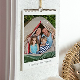 Calendrier Photo 2017 - Fond Clair 23534