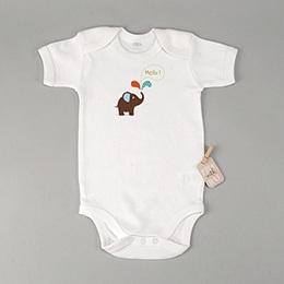 Body bébé - Eléphantine - 1