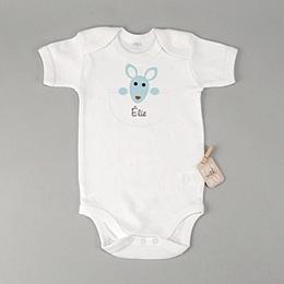 Body bébé - Kangourou - Garçon - 1