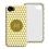 Coque Iphone 4/4s personnalisé - Chevrons d'automne 23813 thumb