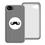 Coque Iphone 4/4s personnalisé - Chevrons Blancs 23849 thumb