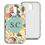 Coque Samsung Galaxy S4 - Fleurs jaunes 23925 thumb