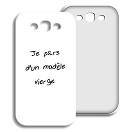 Coque Samsung Galaxy S3 - Création totale - 1