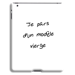 Coque iPad 2 - Création totale - 1