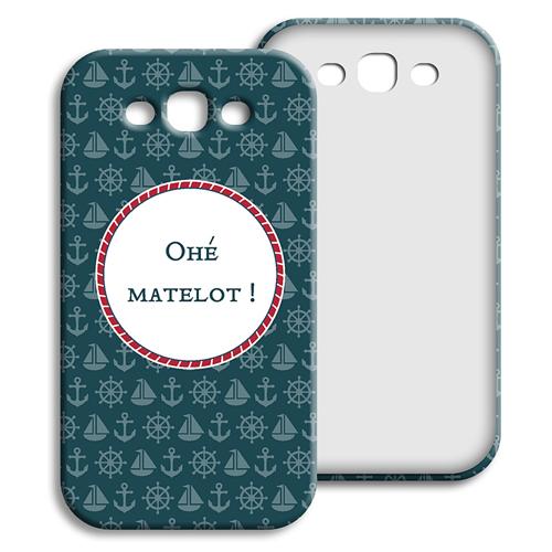 Coque Samsung Galaxy S3 - Matelot 23952