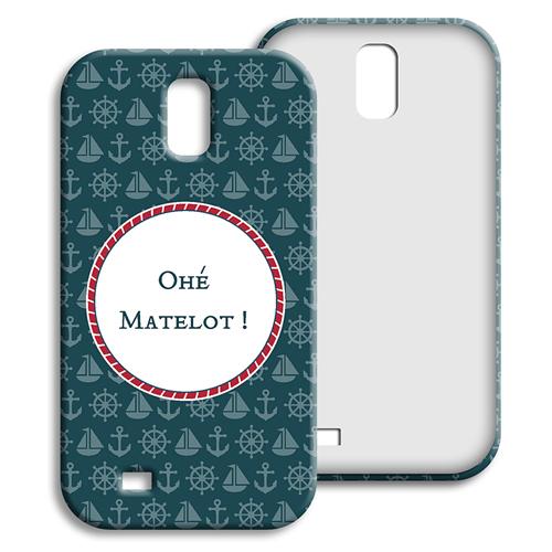Coque Samsung Galaxy S4 - Matelot 23955