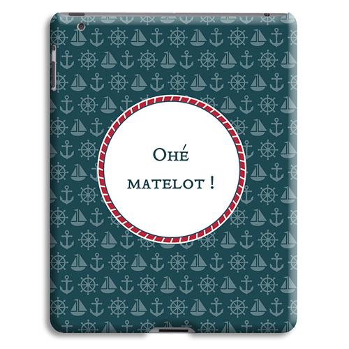 Coque iPad 2 - Matelot 23961