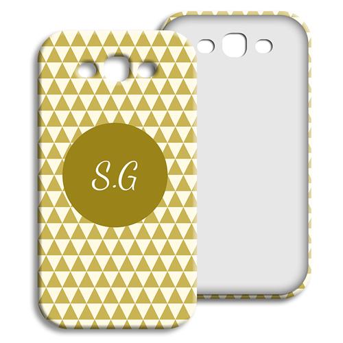 Coque Samsung Galaxy S3 - Chevrons d' automne 23970