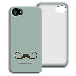 Accessoire tendance Iphone 5/5s  - Gentleman - 1