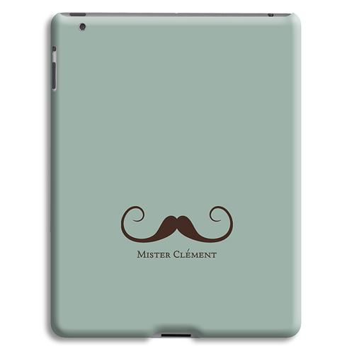 Coque iPad 2 - Gentleman 23985