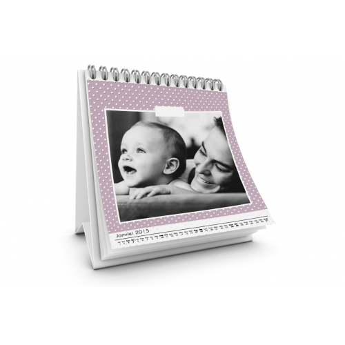 Calendrier de Bureau - Grands-Parents 24041