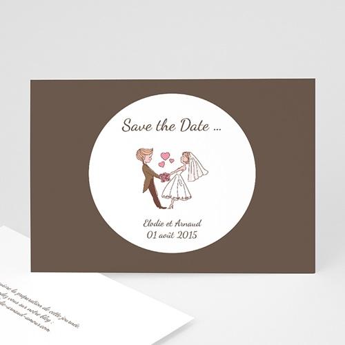 Save-The-Date - Vive les mariés 24225