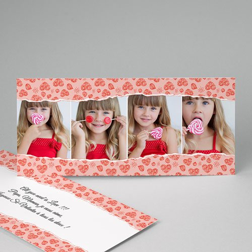 Cartes Saint-Valentin - Tendre Saint Valentin 2472