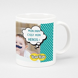 Mug Personnalisé - Super Papa - 1