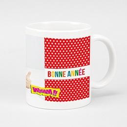Mug Personnalisé - Super Maman - 1