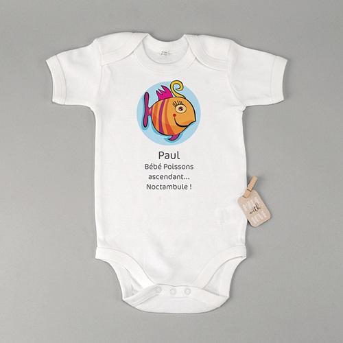 Body bébé - Zodiaque 24928