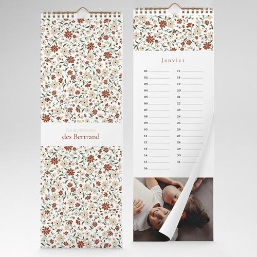 Calendrier Perpétuel - Mille Fleurs 35284