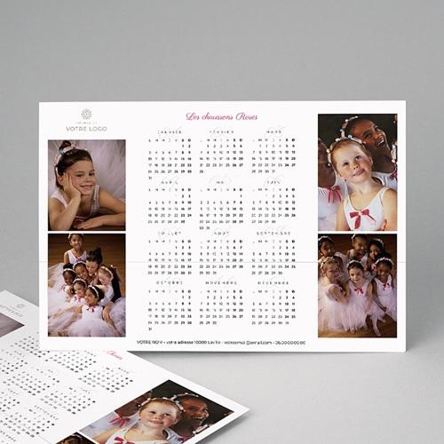Calendrier Professionnel - Pro Blanc 35299