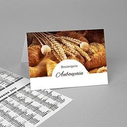 Calendriers de Poche - Boulangeries - 1