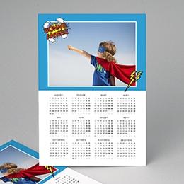 Calendrier Monopage - Super Année - 1