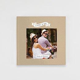 Livre-Photo Carré 20 x 20 - Petits mots d'amour - 1
