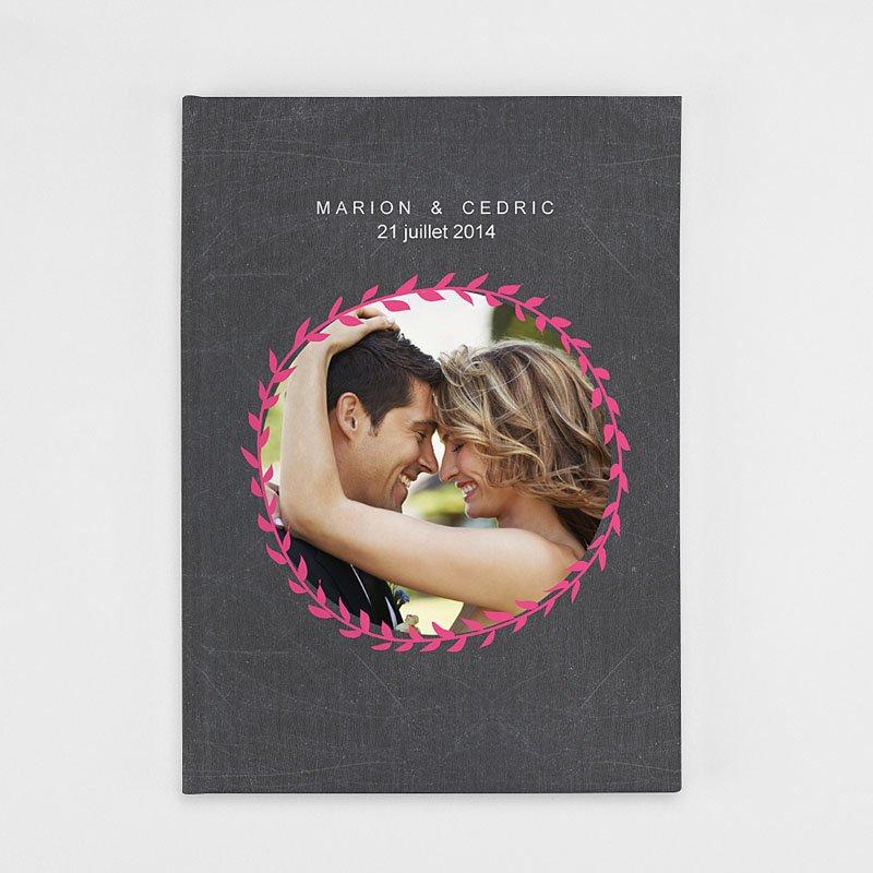livre photo a4 portrait mariage ardoise. Black Bedroom Furniture Sets. Home Design Ideas