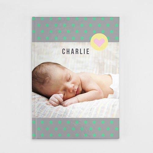 Livre-Photo A4 Portrait - Citron et menthe 35850