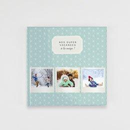 Livre-Photo Carré 20 x 20 - Polaroid Hivernal - 1