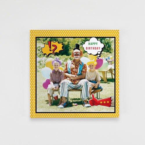 Livre-Photo Carré 20 x 20 - Super Fête 35860