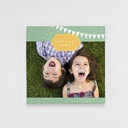 Livre-Photo Carré 20 x 20 - Douce Famille - 1