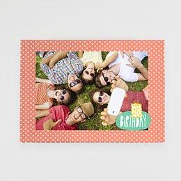 Livre Photo - Anniversaire Coloré - 1